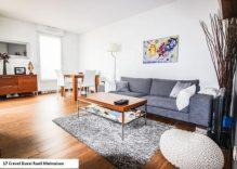 Location appartement 48.7 m²
